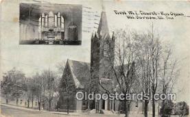 chr001346 - Churches Vintage Postcard