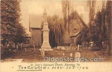 chr001350 - Churches Vintage Postcard