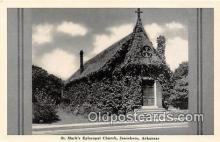 chr001351 - Churches Vintage Postcard