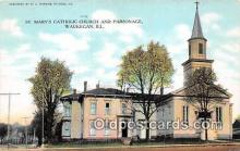 chr001358 - Churches Vintage Postcard