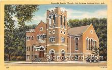 chr001363 - Churches Vintage Postcard