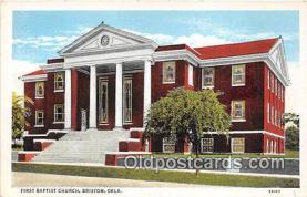 chr001371 - Churches Vintage Postcard