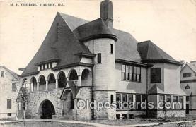 chr001373 - Churches Vintage Postcard