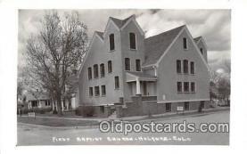 chr001379 - Churches Vintage Postcard