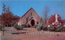 chr001384 - Churches Vintage Postcard