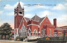 chr001387 - Churches Vintage Postcard