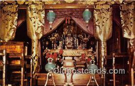 chr001390 - Churches Vintage Postcard