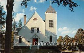 chr001394 - Churches Vintage Postcard