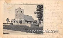 chr001397 - Churches Vintage Postcard