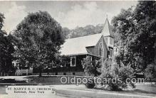 chr001403 - Churches Vintage Postcard