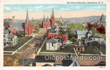 chr001404 - Churches Vintage Postcard