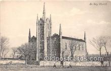 chr001405 - Churches Vintage Postcard