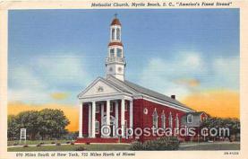 chr001407 - Churches Vintage Postcard