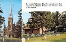 chr001411 - Churches Vintage Postcard
