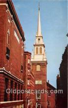 chr001413 - Churches Vintage Postcard