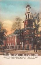 chr001415 - Churches Vintage Postcard