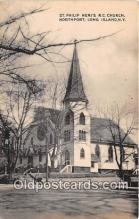 chr001419 - Churches Vintage Postcard
