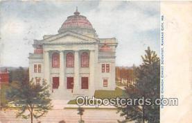 chs000006 - Churches Vintage Postcard