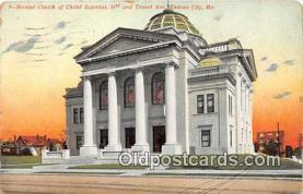 chs000007 - Churches Vintage Postcard