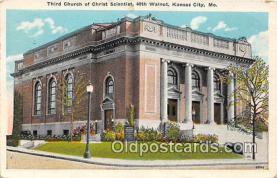 chs000011 - Churches Vintage Postcard