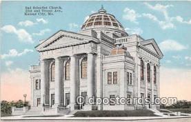 chs000012 - Churches Vintage Postcard