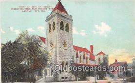 chs000015 - Churches Vintage Postcard