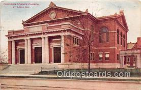 chs000017 - Churches Vintage Postcard