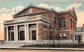 chs000018 - Churches Vintage Postcard