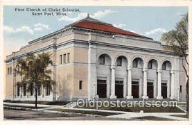 chs000019 - Churches Vintage Postcard