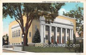chs000021 - Churches Vintage Postcard