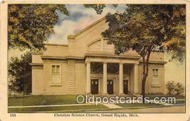 chs000023 - Churches Vintage Postcard