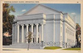 chs000026 - Churches Vintage Postcard
