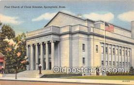 chs000028 - Churches Vintage Postcard