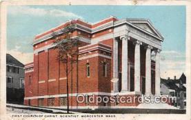 chs000029 - Churches Vintage Postcard