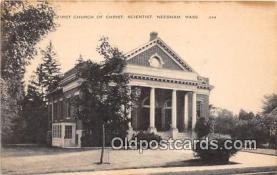 chs000030 - Churches Vintage Postcard