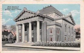 chs000032 - Churches Vintage Postcard