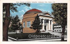 chs000033 - Churches Vintage Postcard