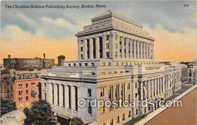 chs000040 - Churches Vintage Postcard