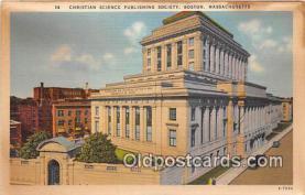 chs000041 - Churches Vintage Postcard
