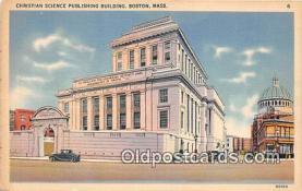 chs000042 - Churches Vintage Postcard