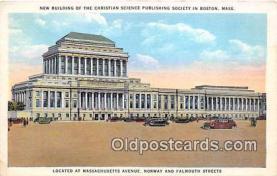 chs000044 - Churches Vintage Postcard