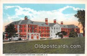 chs000047 - Churches Vintage Postcard