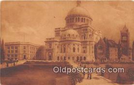 chs000050 - Churches Vintage Postcard