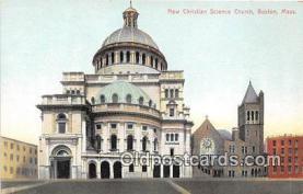 chs000051 - Churches Vintage Postcard