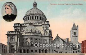 chs000052 - Churches Vintage Postcard