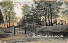 chs000056 - Churches Vintage Postcard