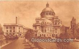 chs000062 - Churches Vintage Postcard
