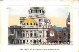 chs000063 - Churches Vintage Postcard