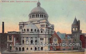 chs000064 - Churches Vintage Postcard