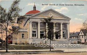 chs000066 - Churches Vintage Postcard